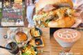博多やき鳥 天匠でランチ!ハンバーガーとロゴパフェが美味い【小郡市】