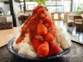 玄米工房sweetsある 久留米市日吉町にあるフワフワのかき氷が美味しいお店