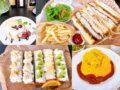 cafe1123 久留米市にオープンしたボリューム満点の料理と居心地良いカフェ