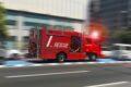 久留米市青峰3丁目 ニュータウン保育園南側付近で建物火災が発生【火事情報】