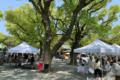 ラウラの森 2021 小さな森のマルシェ 久留米市水天宮で10月24日開催